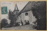 l'église-rue du Manoir